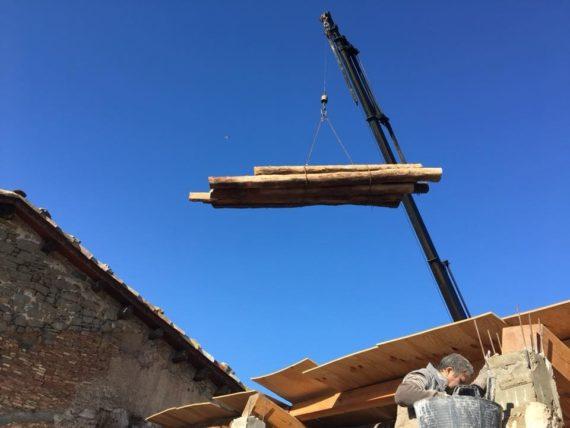 Rehabilitació de la teulada